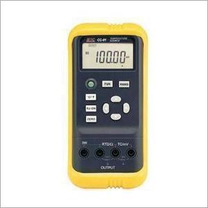 Instruments Temperature Calibrator