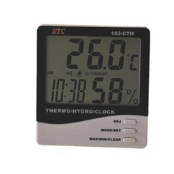 Digital Thermo Hygrometers