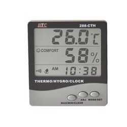 Thermo Hygrometers 288 ATH, 288 CTH, HTC 1