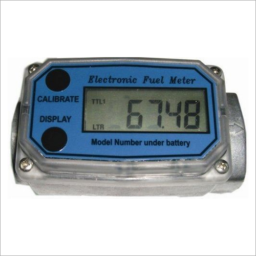 Digital Fuel Flow Meters