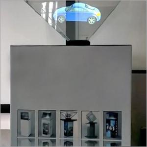 Hologram 3D Display Box