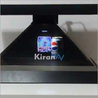Multimedia 3d Hologram Display
