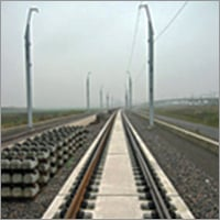 Railways Geotextile