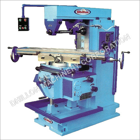 Geared Milling Machines