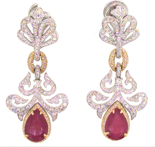 Exclusive Diamond Earring