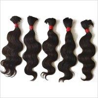 Unprocessed Body Wave Bulk Hair