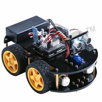Robot ARM 7 And AVR Based