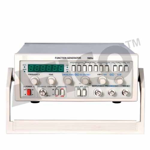 5 MHz AM/FM Function Generato