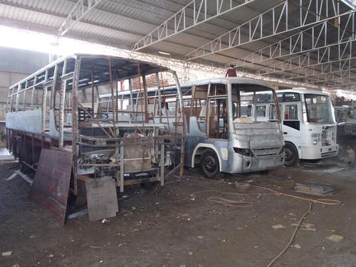 Luxury Ac Bus Body