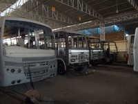 Intercity Bus Body