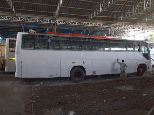 Stainless Steel Bus Body