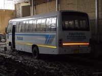 Traveling Bus Body