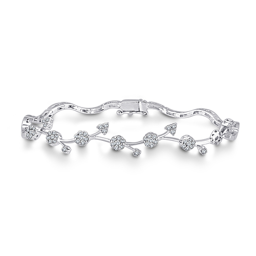 Adorable Diamond Bracelet