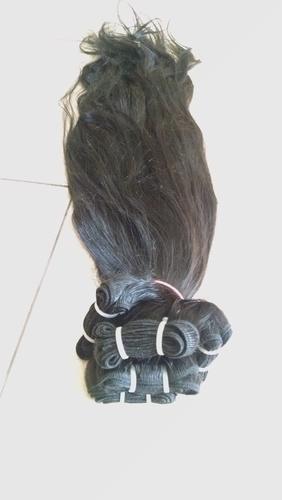 Straight Machine Weft Hair