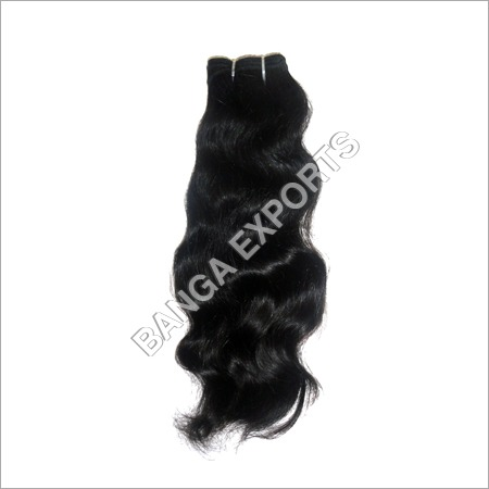 Wavy Weft Indian Hair