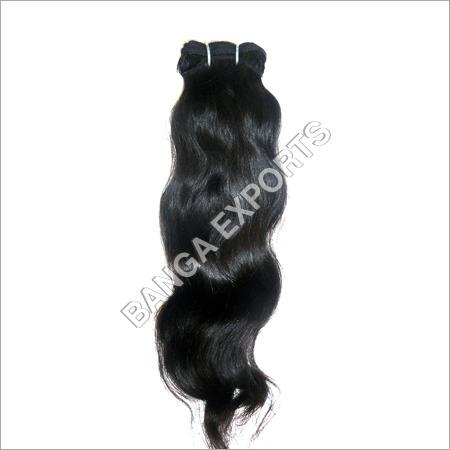 Unprocessed Wavy Weft hair