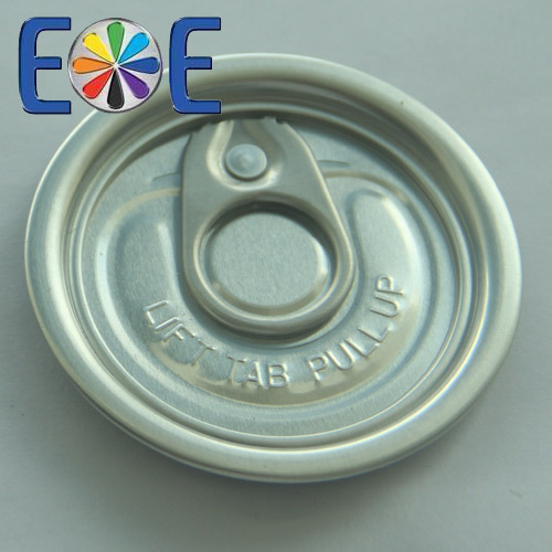 202 aluminum can easy open end,52mm aluminum lid,Easy open end factory,Mumbai eoe