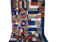 Modular Hand Knotted Rugs