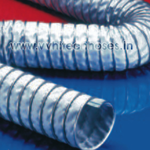 Precious Glass Fabric Hoses