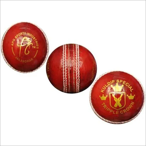 Triple Crown Cricket Balls