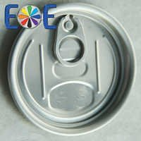 aluminum easy open end for dry food