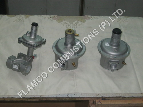 Industrial Burners Gas Regulators