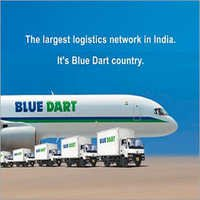 Blue Dart International Courier