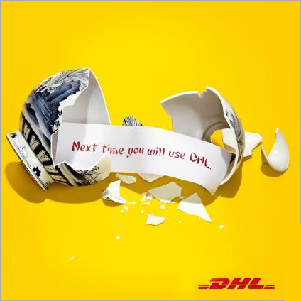 DHL Domestic Courier