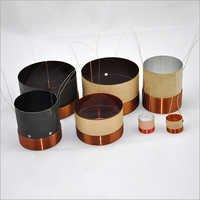 Speaker Voice Coils