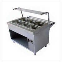 Bain Marie Display Counters