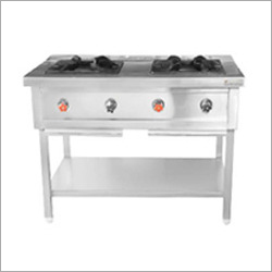 2 Burner Cooking Ranges