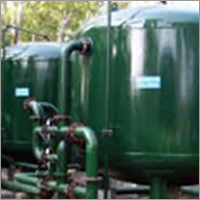 Utility Water Treatment Plant