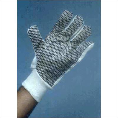 Cotton Polka Dot Gloves