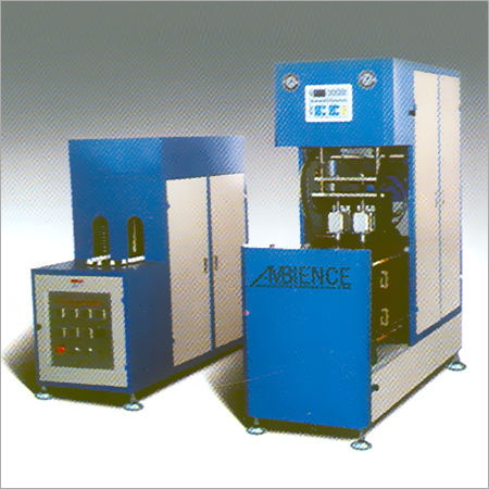 Blow Moulded Machine