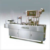 Plastic Glass Packaging Machine