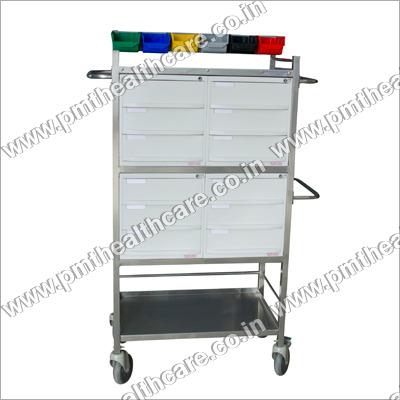Hospital Instrument Trolleys