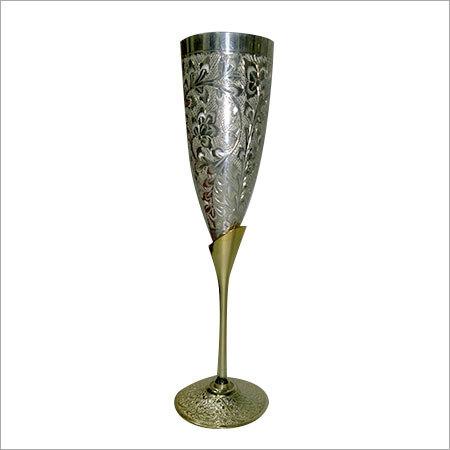 Brass Goblet
