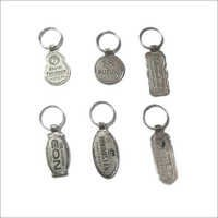 NIKIL PLATED KEY CHAIN (NEW)