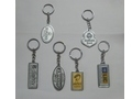 CHROME PLATED  KEY CHAIN (NEW)