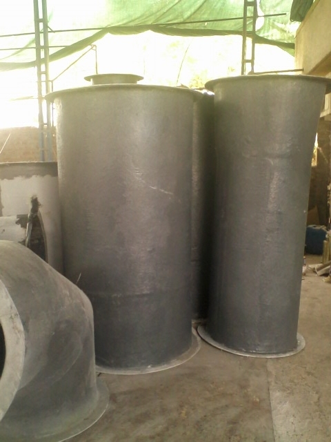 Industrial PP And FRP Pipe