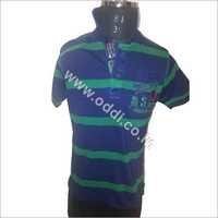 Lining Collar T Shirts