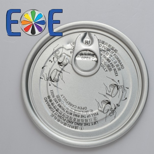 aluminum easy open lid supplier