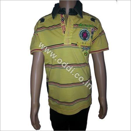 Kids Yellow T Shirts