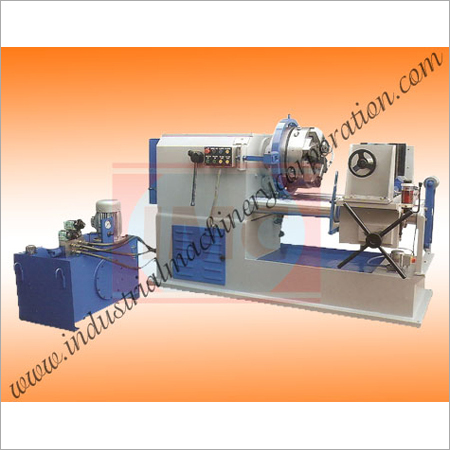 Hydraulic Pipe Threading Machines