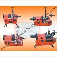 Portable Pipe Threading Machines