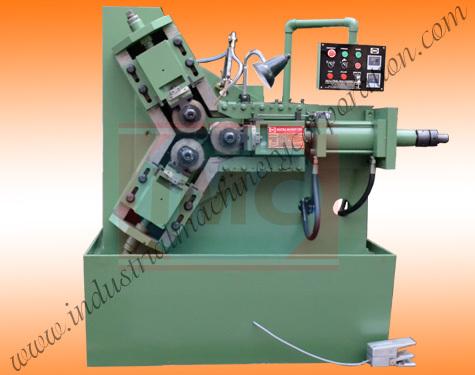 Hydraulic Thread Rolling Machines 3 Roll