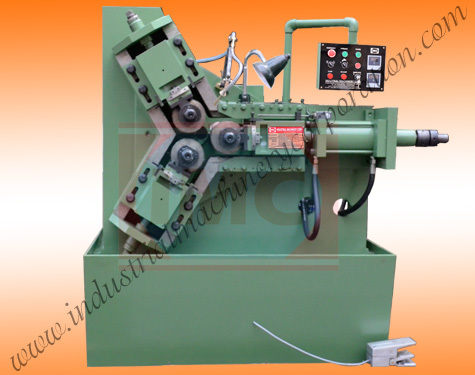 Hydraulic Thread Rolling Machines 3 Roll