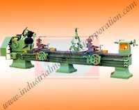 Lanco Type PVC Pipe Threading Machine