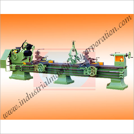 Lathe Type PVC Pipe Threading Machine