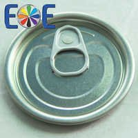 tuna fish tin easy open end factory